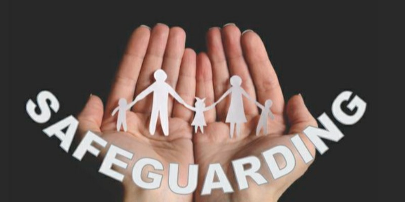Safeguarding* Making sure everyone is safe - young and old - is vital to us. Here is our safeguarding policy.